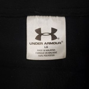 Under Armour Tops - UNDERARMOUR WOMENS LIGHT MICRO FLEECE SIZE L
